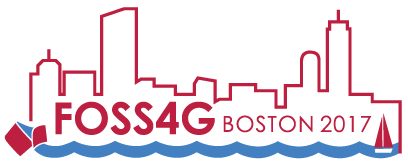 foss4g boston 2017 logo