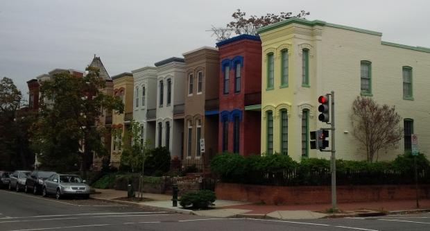 Washington DC street