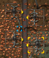 Factorio mining drills
