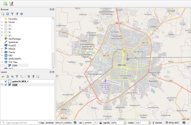 Extracting OpenStreetMap Data in QGIS 3 | At These Coordinates