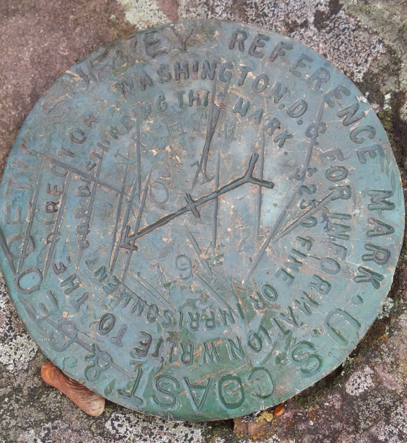 Reference Survey Marker