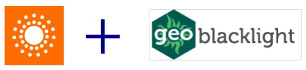 Dublin Core and GeoBlacklight Logos